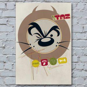 taz 55x81
