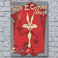 wile coyote 55x81