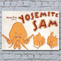 yosemite sam v1b 55x81