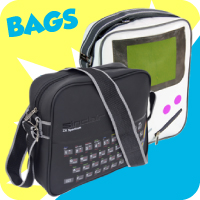 Bags - Messenger Style